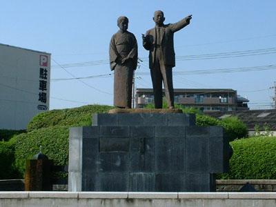 岐阜羽島駅=岐阜県羽島市= Gifu-...
