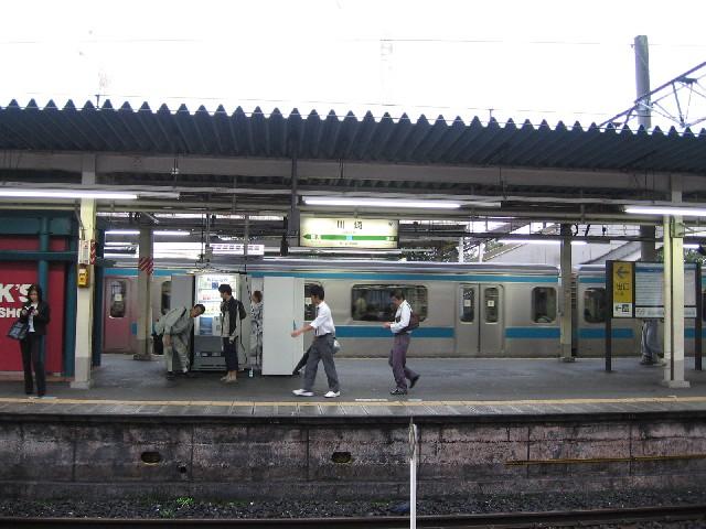������������ kawasaki station in kanagawa prefecturejapan